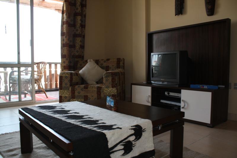 Large Lounge area - One Bedroom  Apartment  sharm el sheikh  Naama Bay - Sharm El Sheikh - rentals