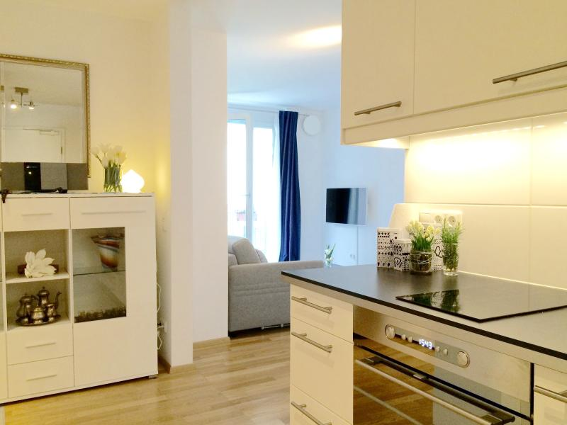 Beautiful Studio With Balcony - Image 1 - Munich - rentals