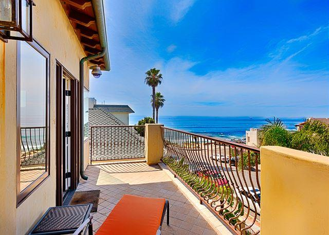 The view from your luxurious penthouse - Luxurious La Jolla Penthouse - Ocean Views and Steps to Beach! - La Jolla - rentals