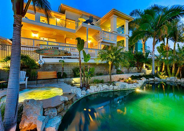 This home will take your breath away! - 25% OFF Oct 31- Nov 9 -  Private Pool, Spa and Ocean and Sunset Views! - San Clemente - rentals