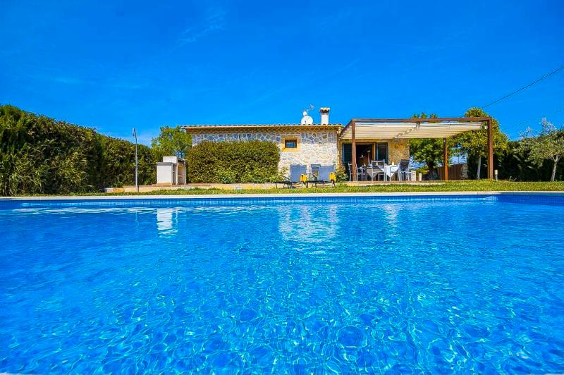 Nice finca in the centre Mallorca, pool and garden - Image 1 - Lloseta - rentals