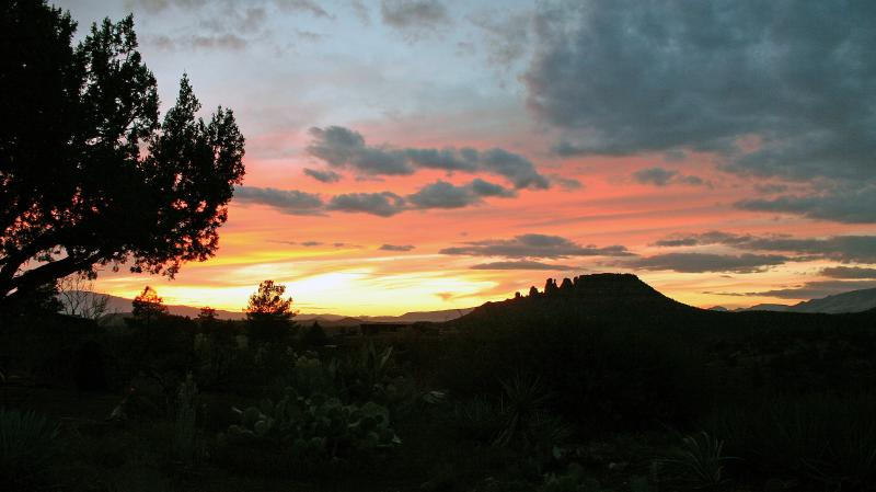 Talahogan--experience Sedona's beauty, nature and peace... - Talahogan--Most Panoramic Vistas in all Sedona - Sedona - rentals