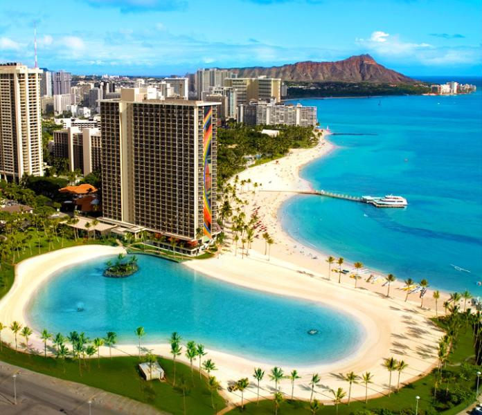 Duke Kahanamoku Lagoon, Waikiki, Diamond Head - Oceanfront, Modern, Hip, Uber Cool! - Honolulu - rentals