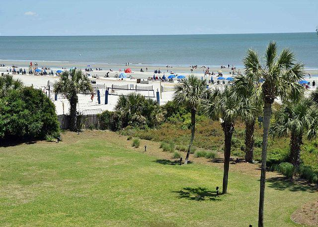 Ocean One 202 - Oceanside 2nd Floor Condo - Image 1 - Hilton Head - rentals