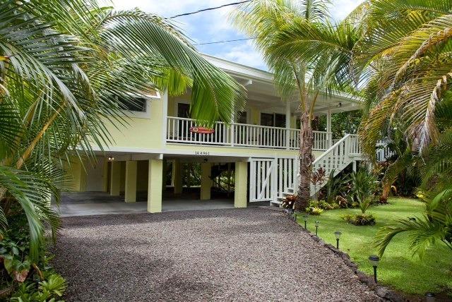 Welcome to HONU KAI ( Sea Turtle in Hawaiian) - Honu Kai In Kapoho For Location, Price And Style - Pahoa - rentals