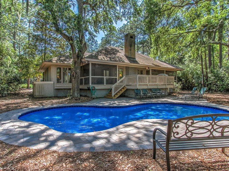 4 Audubon Pond - Image 1 - Sea Pines - rentals