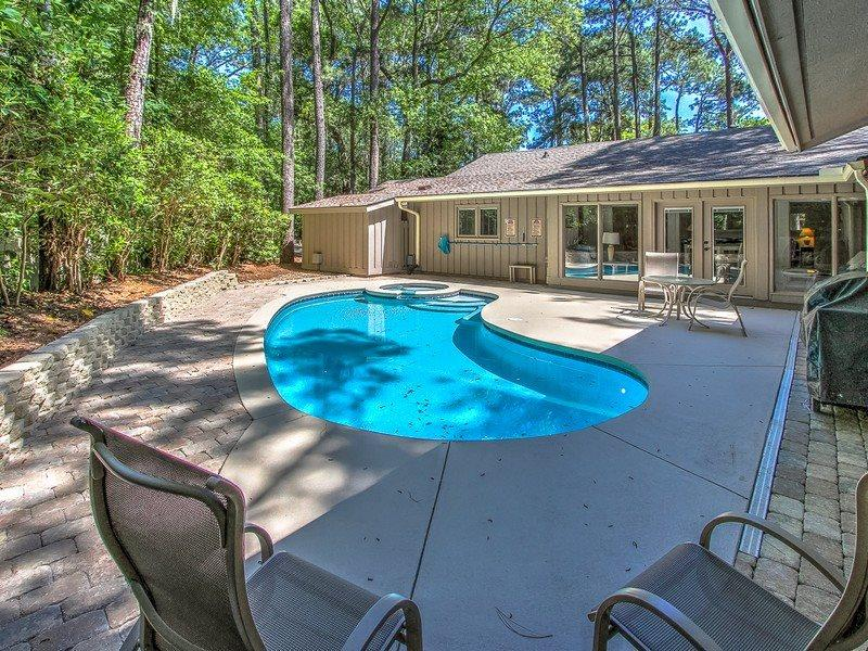 5 Jessamine Place is a spacious 4 bedroom Sea Pines Home - 5 Jessamine Place - Hilton Head - rentals