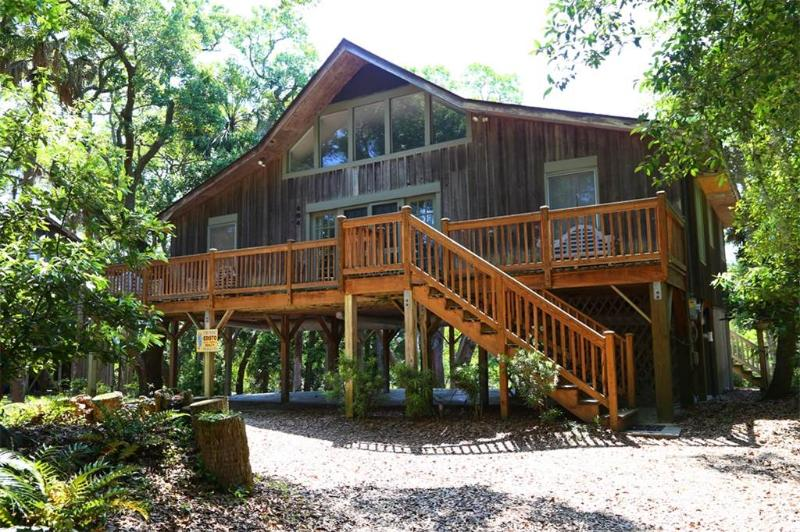 "404 Jungle Rd - ""T-House"" - Image 1 - Edisto Beach - rentals"