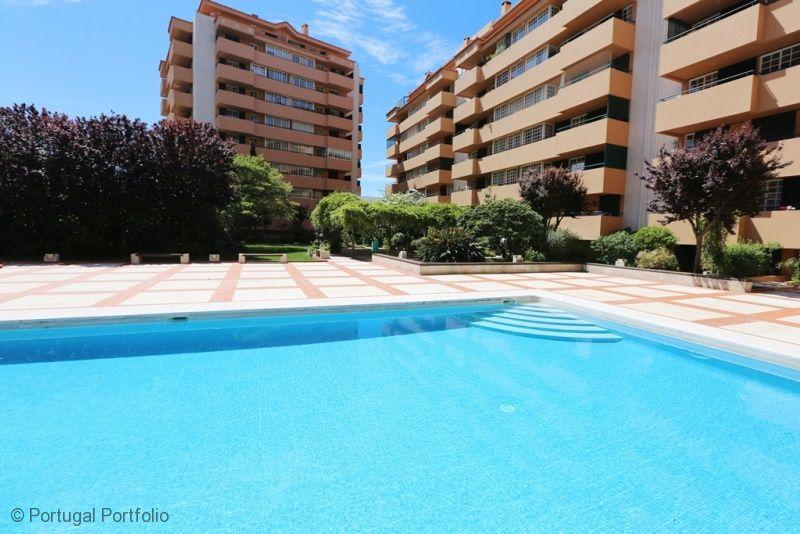 Cascais with Pool -  Holiday Apartment Rental With Pool - Holiday Apartment Cascais - Image 1 - Cascais - rentals