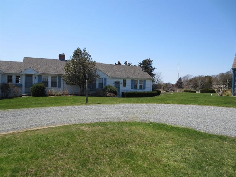 Exterior - W FALMOUTH, SLEEPS 10, w/ DOCK, 1MILE to CHAPPY 123247 - West Falmouth - rentals