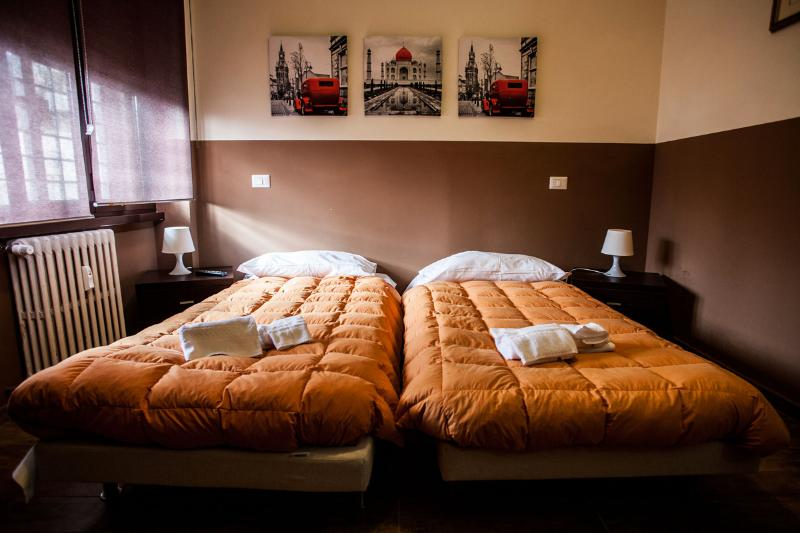 twins - Marco e Laura B&B in Rome - Rome - rentals