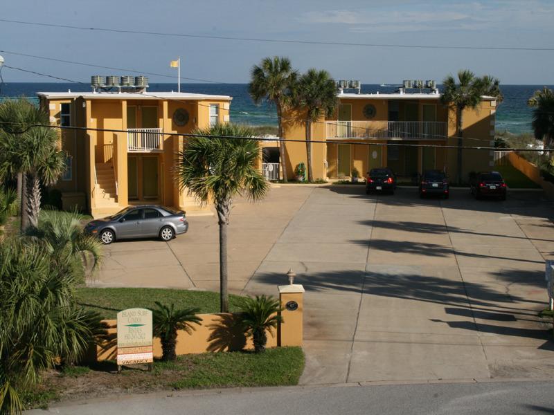 Island Surf Building - Island Surf Condos - Fort Walton Beach - rentals