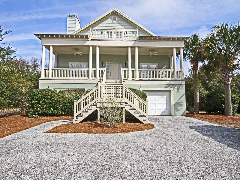 Bridle Trail 4004 - Image 1 - Seabrook Island - rentals