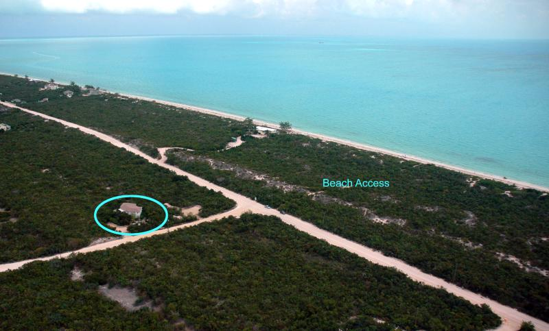 4BR Hideaway with Pool Oasis near Secluded Beach - Image 1 - Providenciales - rentals