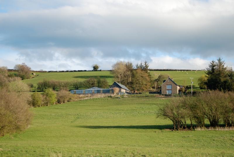 Towards the Granary - Glyn Farm Granary - Hay-on-Wye - rentals