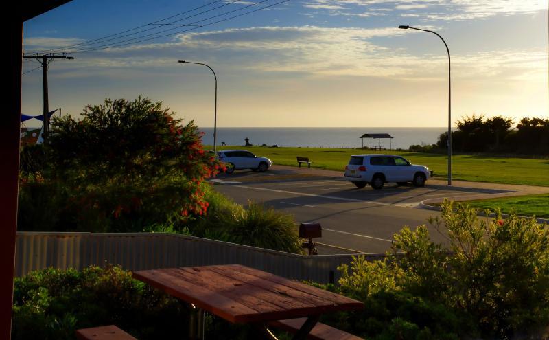 View from front verandah - Bott's Beach Retreat Beach House near McLaren Vale - Maslin Beach - rentals