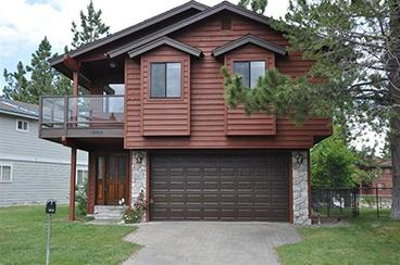 Exterior - 1969 Marconi Way - South Lake Tahoe - rentals