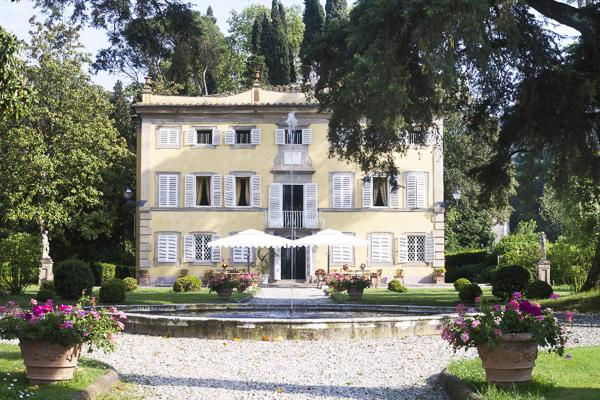 Set in a green valley in the southern hills of Lucca. CSL LEN - Image 1 - Tuscany - rentals