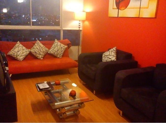 Sala - Holiday Apartment in Miraflores - Lima - rentals