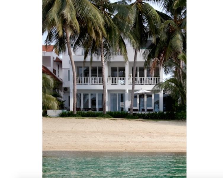 Villa M- luxe beachfront - VILLA M Bophut -Luxe beachfront paradise Koh Samui - Koh Samui - rentals
