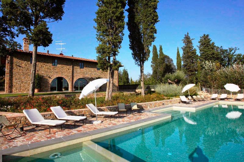 Villa degli Scoiattoli - Image 1 - Montaione - rentals