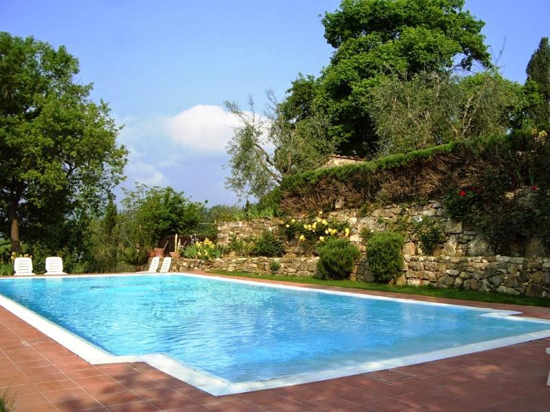5 bedroom Villa in Greve In Chianti, Chianti, Tuscany, Italy : ref 2293914 - Image 1 - Greve in Chianti - rentals