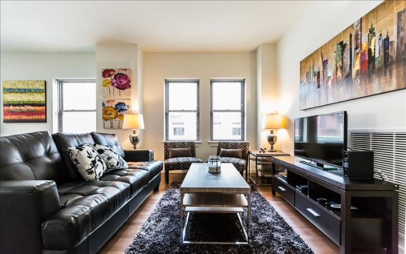 Stay Alfred Market East, Surrounded by History CW2 - Image 1 - Philadelphia - rentals