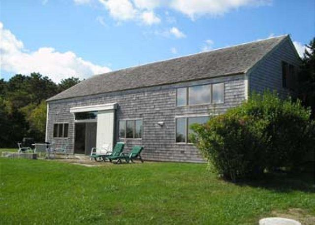 Beautiful Waterfront Estate on Chappiquiddick - Image 1 - Chappaquiddick - rentals