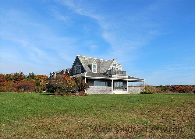 WONDERFUL OLD VINEYARD SUMMER HOME ON 88 ACRES - Image 1 - Chappaquiddick - rentals
