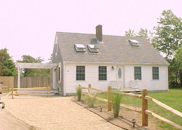 CHARMING CAPE AND GUEST HOUSE JUST MINUTES FROM SOUTH BEACH AND EDGARTOWN - Image 1 - Edgartown - rentals