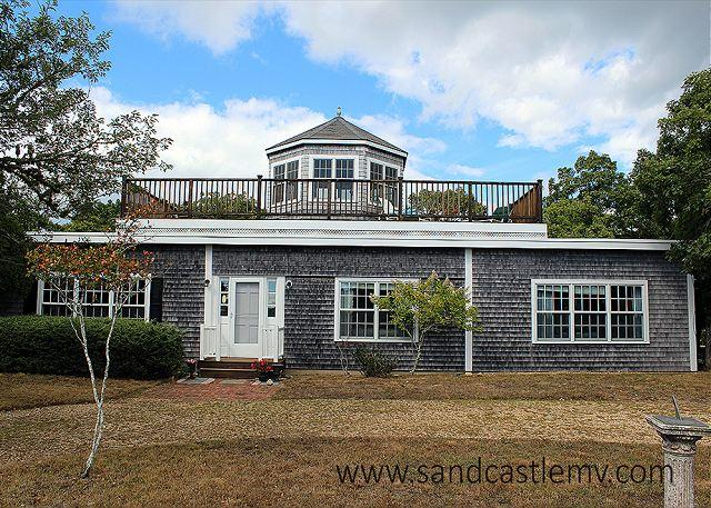 FORMER ESTATE CARRIAGE HOUSE - Image 1 - Chappaquiddick - rentals