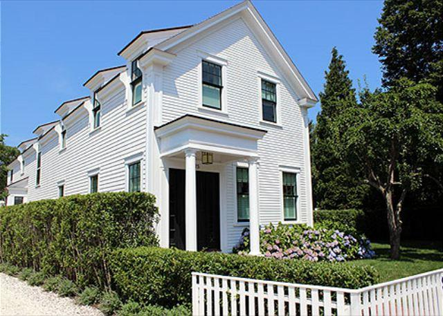 Luxury Edgartown Village Home with Pool - Image 1 - Edgartown - rentals