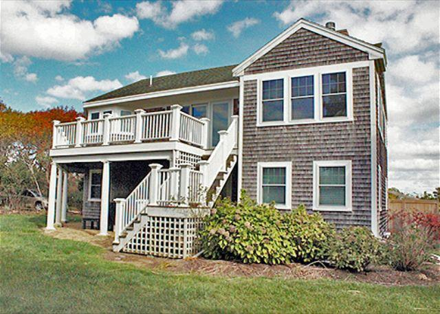 BEAUTIFUL CONTEMPORARY CLOSE TO SOUTH BEACH - Image 1 - Edgartown - rentals