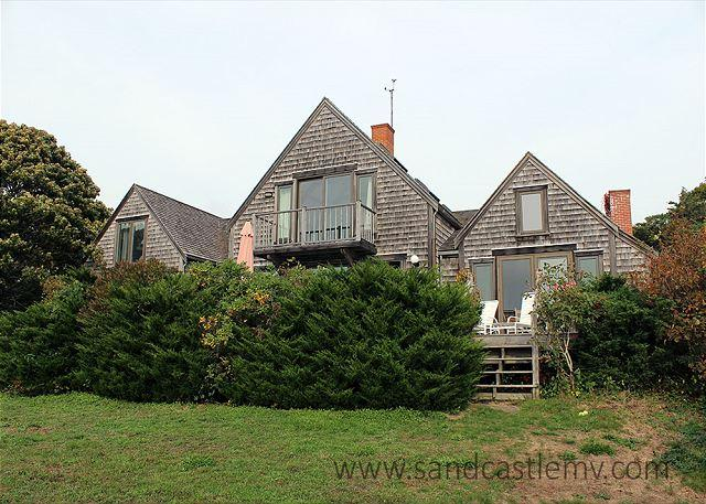 Enjoy beautiful views of Vineyard Sound! - Image 1 - Menemsha - rentals
