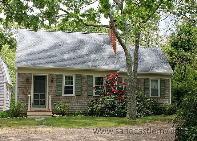 ADORABLE CAPE LOCATED CLOSE TO MORNING GLORY FARM AND OFFERS ASSOCIATION TENN - Image 1 - Edgartown - rentals