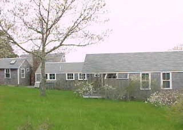 WALK TO THE BEACH FROM THIS CHARMING VINEYARD COTTAGE - Image 1 - Chappaquiddick - rentals