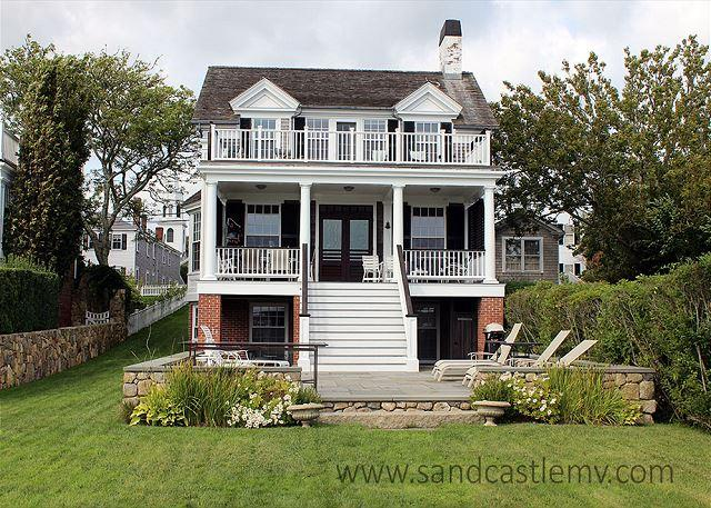 READ THE MORNING PAPER ON THE DECK NEAR WATER'S EDGE IN THIS CAPTAIN'S HOUSE - Image 1 - Edgartown - rentals