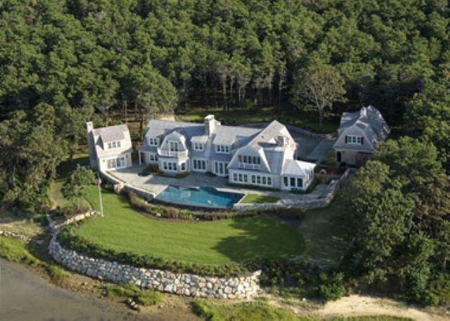LUXURY WATERFRONT WITH POOL & HIGH END AMENITIES - Image 1 - Edgartown - rentals
