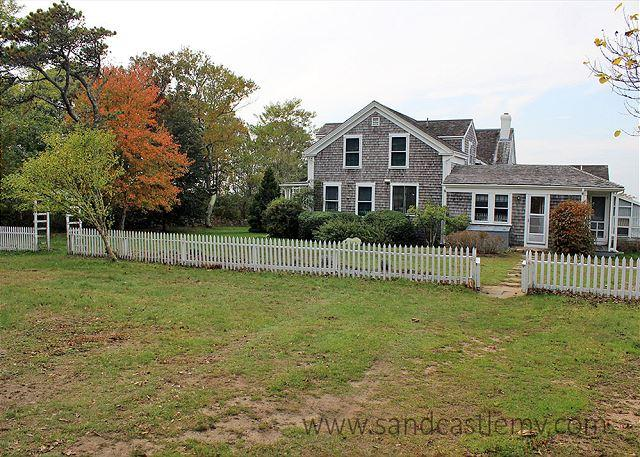 Chilmark Vacation Home with Lovely Views and Pool - Image 1 - Chilmark - rentals