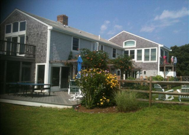 LOVELY KATAMA HOME WITH POOL - Image 1 - Edgartown - rentals