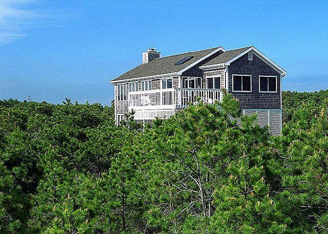 Front of Home - Spectacular Oceanview Home On Wasque Point - Chappaquiddick - rentals