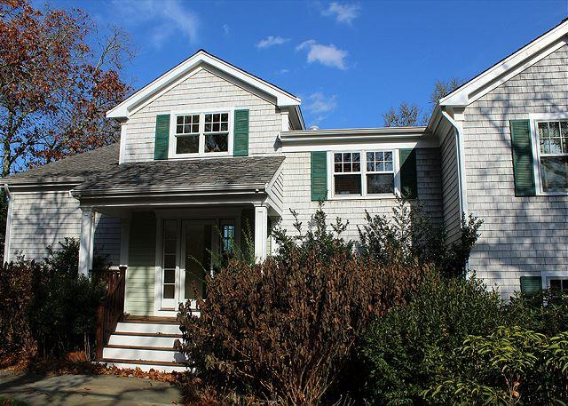 Beautiful Waterfront Home Overlooking Sengekontacket Pond - Image 1 - Edgartown - rentals