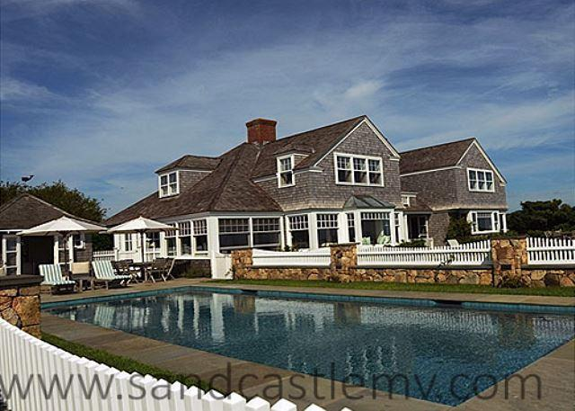 Spectacular luxury Edgartown waterfront home - Image 1 - Edgartown - rentals