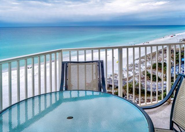 BEAUTIFUL CONDO! GULF FRONT! OPEN 11/15-22! OPEN 11/21 - 28! ONLY $1095 TAX I - Image 1 - Miramar Beach - rentals