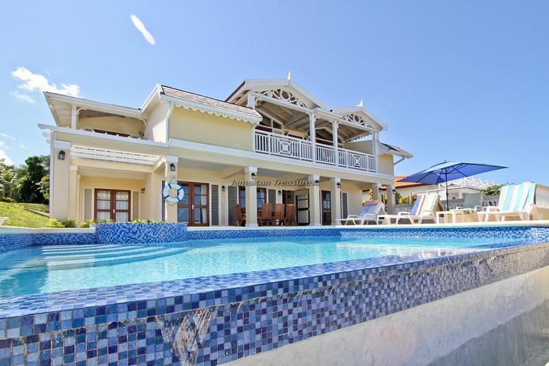 Azure Cove, Silver Sands. Jamaica Villas 5BR - Azure Cove, Silver Sands. Jamaica Villas 5BR - Silver Sands - rentals