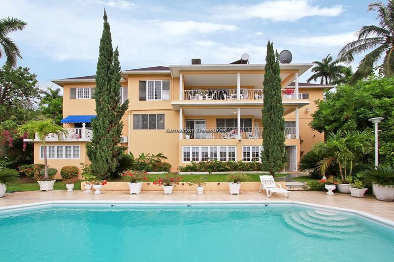 Bogue Villa - Montego Bay, Jamaica Villas 5BR - Bogue Villa - Montego Bay, Jamaica Villas 5BR - Montego Bay - rentals