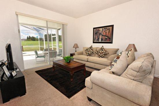 5 Bed 3 Bath Pool Home in Highlands Reserve Golf Community. 127TC - Image 1 - Orlando - rentals