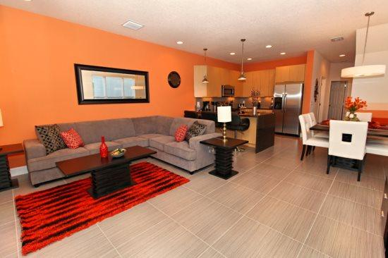 3 Bed 3 Bath Town Home with Splash Pool and Balcony. 17413PA - Image 1 - Orlando - rentals