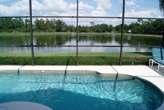 4 Bed 3 Bath Pool Home In Lake Berkley Gated Community. 971LBD - Image 1 - Orlando - rentals