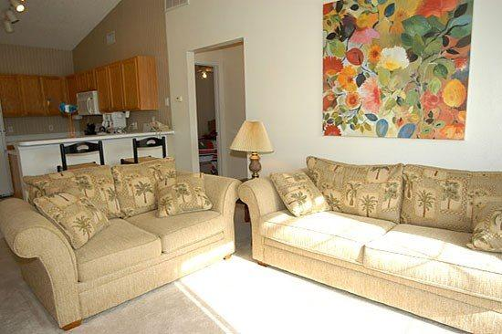 Nice 3 Bed 2 Bath Pool Home in Clermont. 1126BW - Image 1 - Orlando - rentals